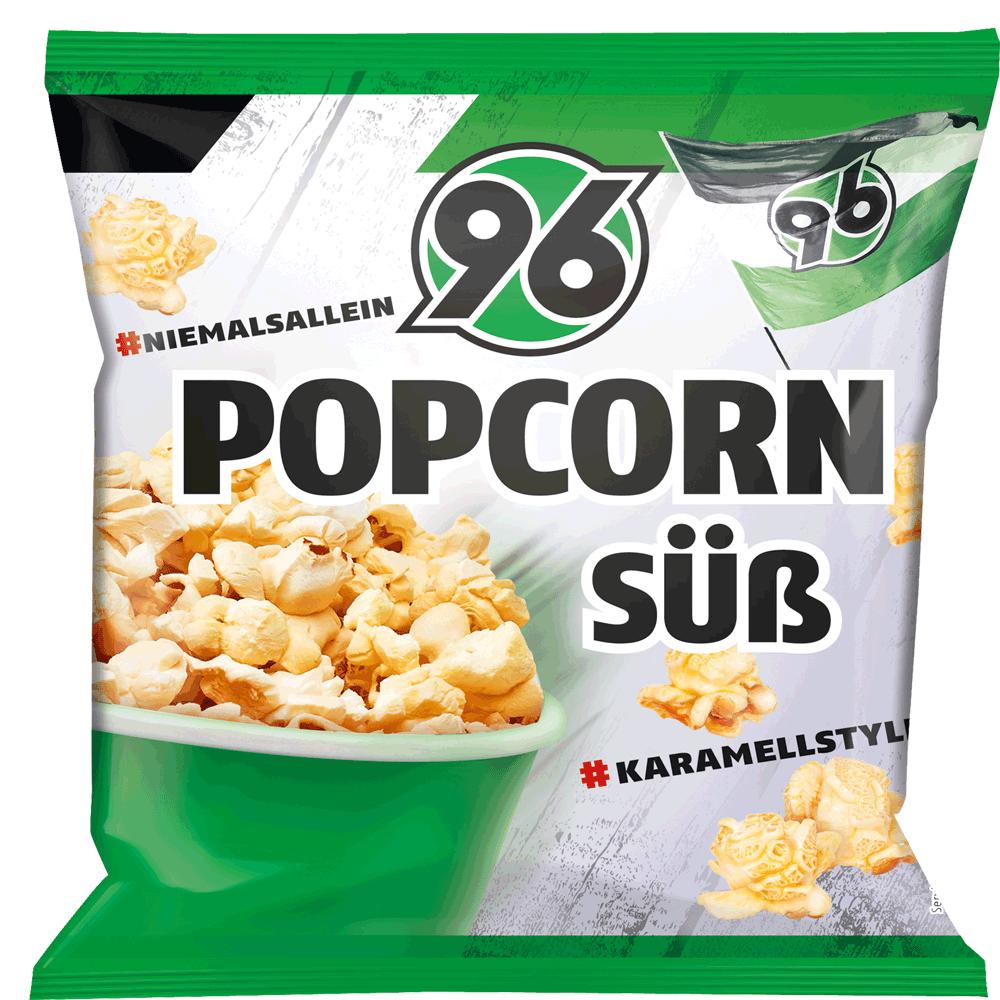 Hannover 96 Popcorn mit Karamell 96g