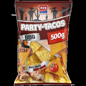 XOX Party Tacos BBQ 500g