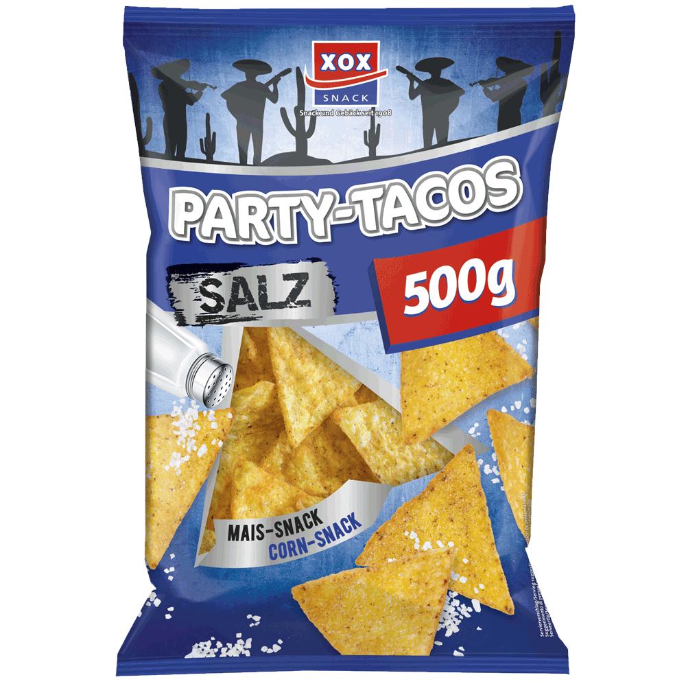 XOX Party Tacos Salz