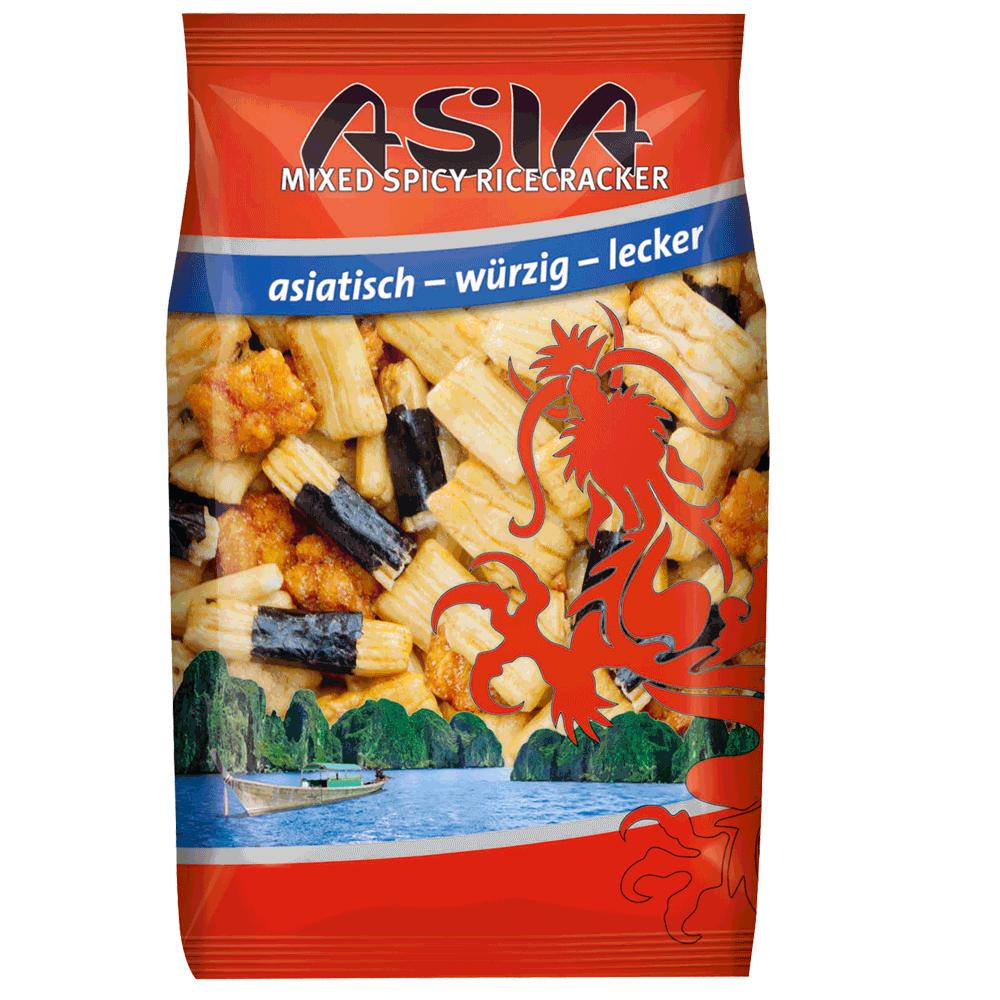 XOX Asia Mixed Spicy