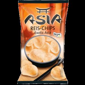 XOX ASIA Reis-Chips Exotic Asia 100g