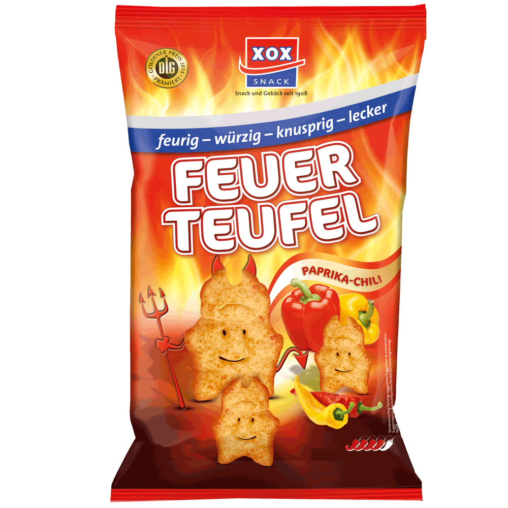 XOX Feuerteufel