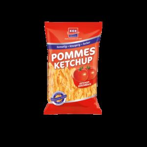 XOX Pommes Ketchup 25g