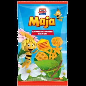 XOX Biene Maja Erdnuss-Honig Snack 175g