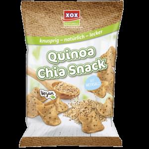 XOX Quinoa Chia Snack 90g