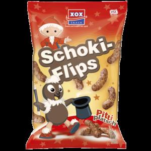 XOX Sandmännchen Schoki-Flips 125g