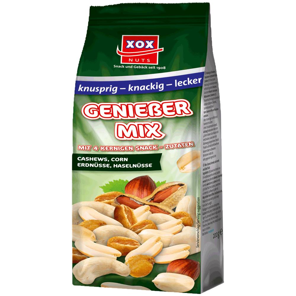 XOX Geniesser Mix