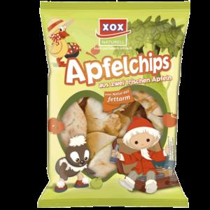 XOX Sandmännchen Apfelchips