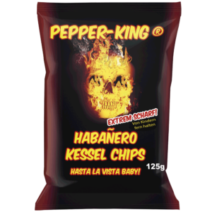XOX Pepper-King Habanero-Chili 125g
