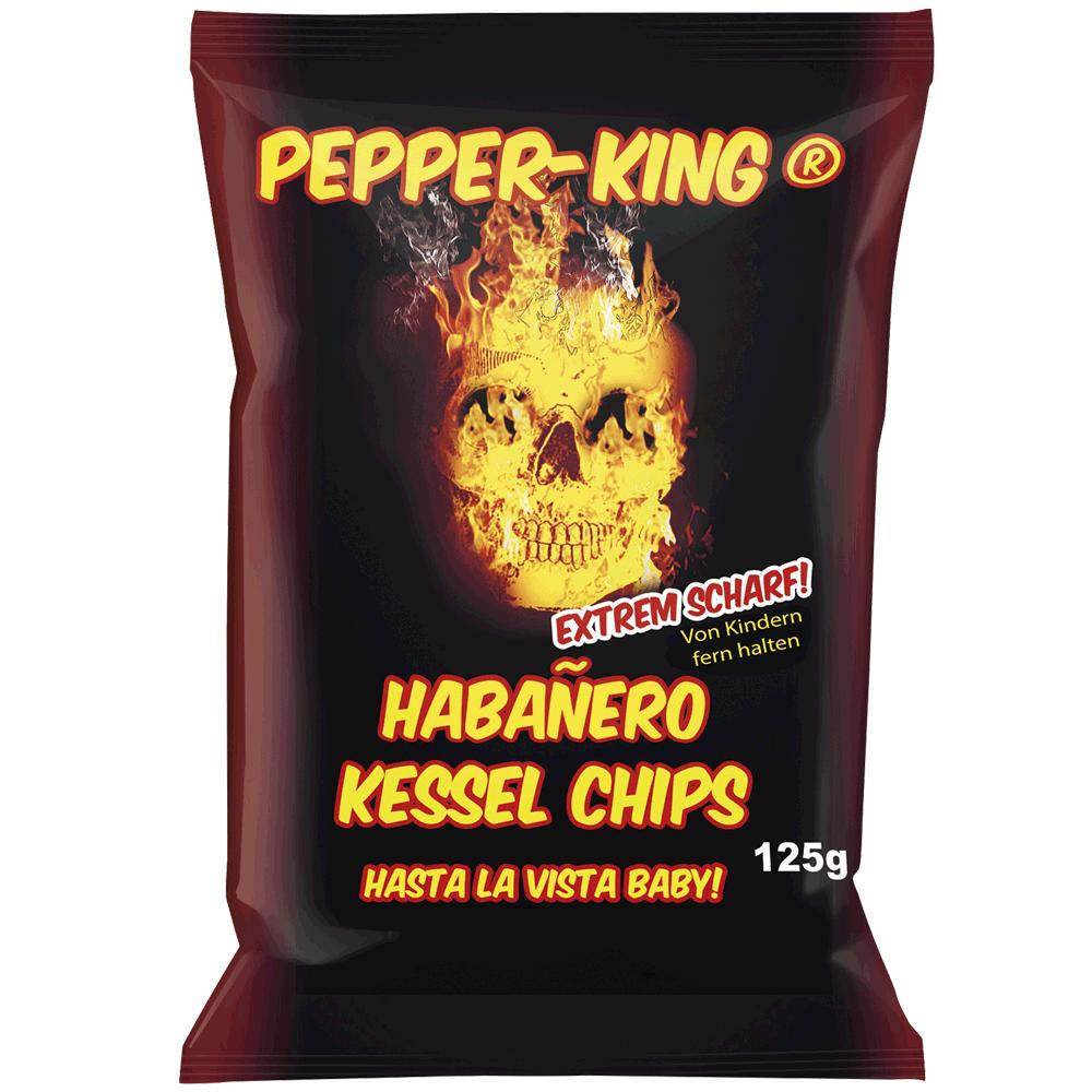 XOX Pepper-King-Habanero