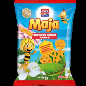 XOX Biene Maja Erdnuss-Honig Snack 150g
