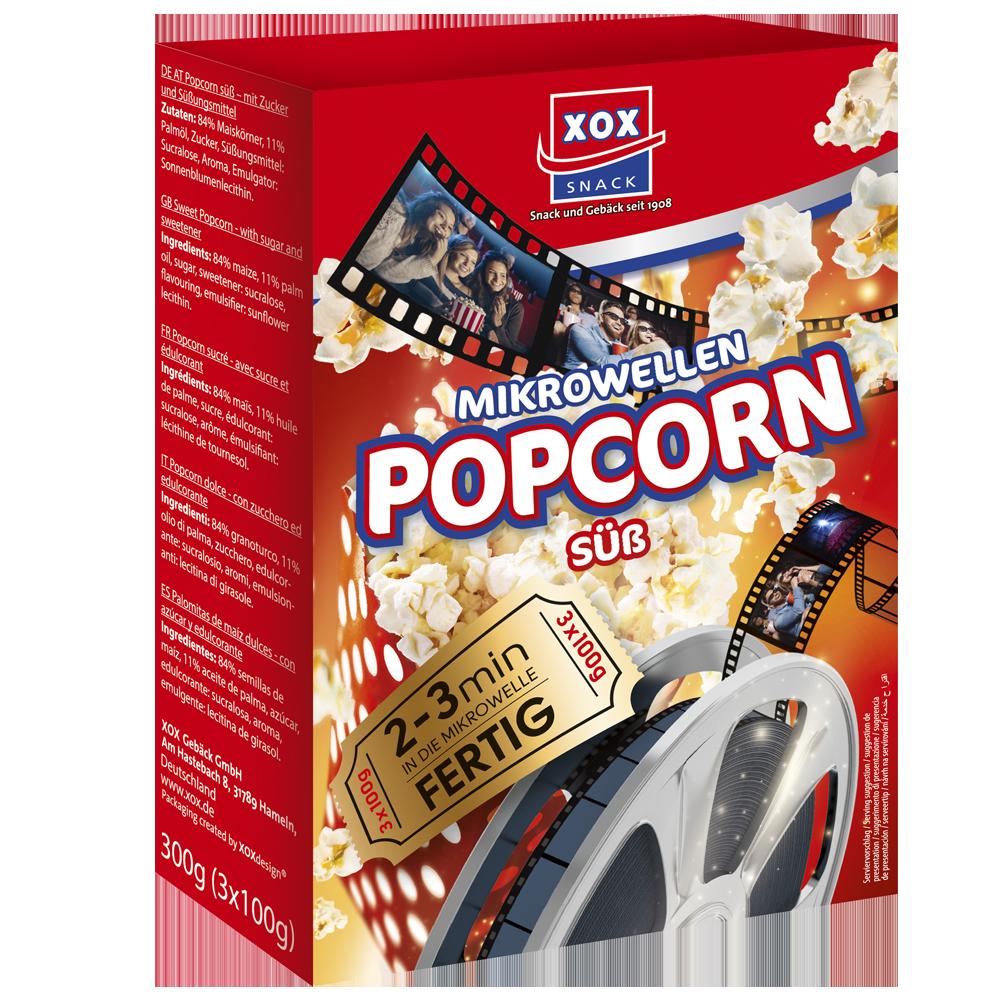 87700_XOX_Mikrowellen_Popcorn_Suess_300g_neues_Design