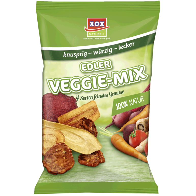 XOX Veggie-Mix