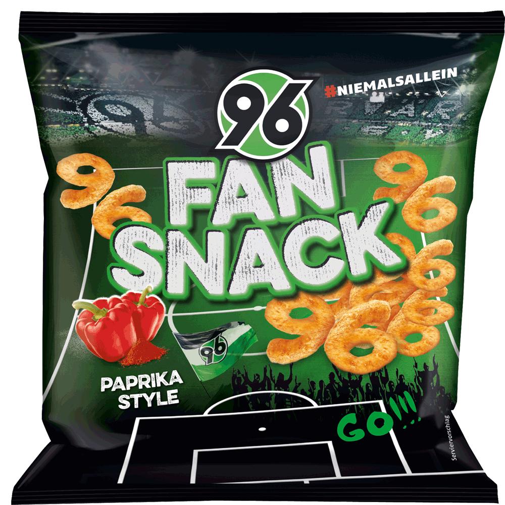 Hannover 96 Fan Snack Paprika 96g