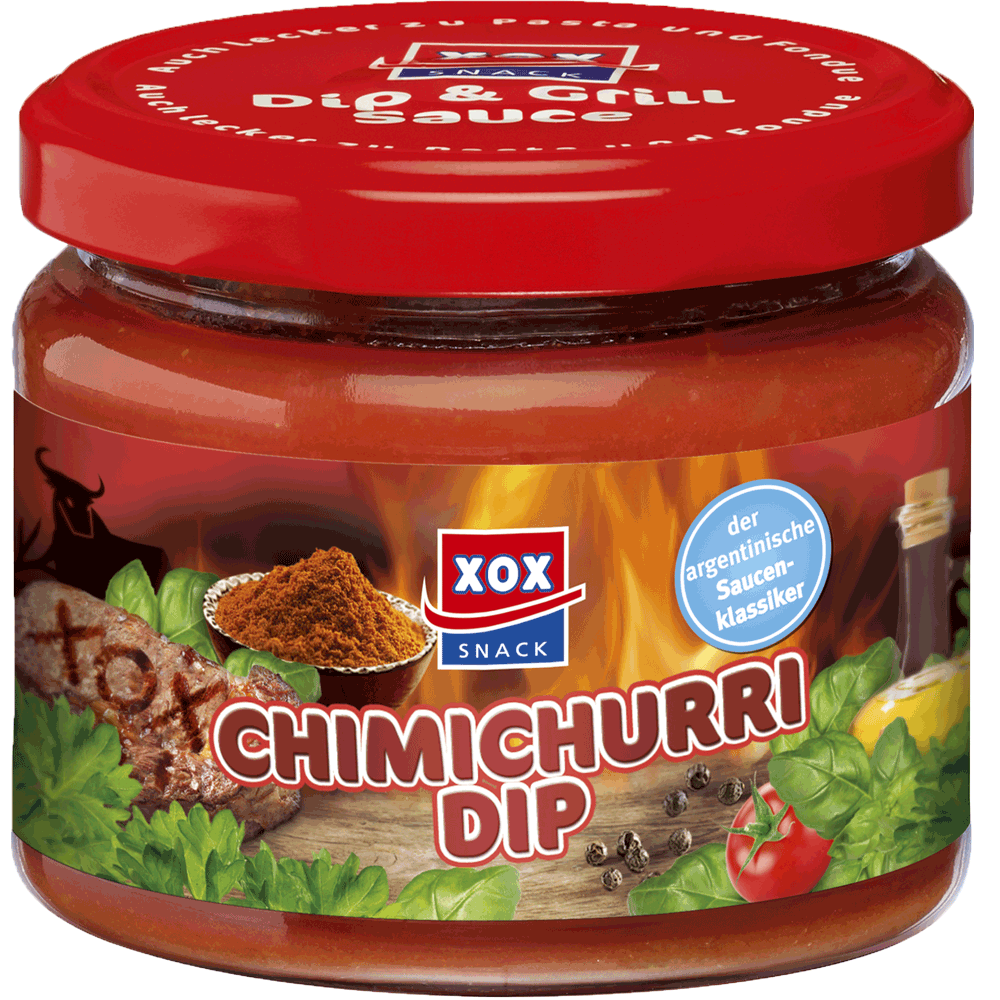 XOX Dip Chimichurri