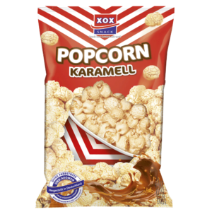 XOX Popcorn süß 200g