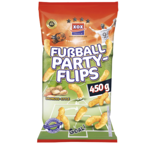 XOX Party-Flips 450g