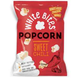White Bites Popcorn Sweet Chili 80g