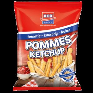 XOX Pommes Ketchup 50g