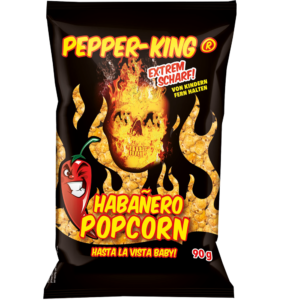 Pepper-King Popcorn 90g