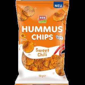 XOX Hummus Sweet Chili 90g