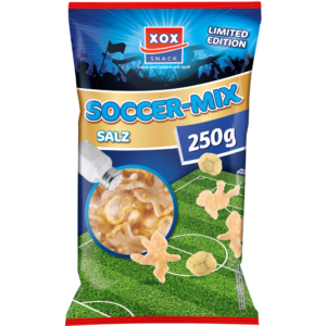 XOX Soccer Mix Salz 250g