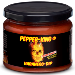 Pepper King Habañero-Dip