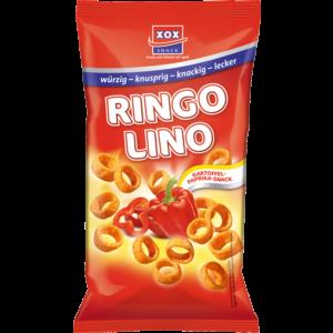 XOX Ringolino Paprika 100g