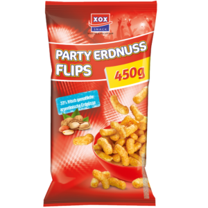 XOX Party Flips 450g
