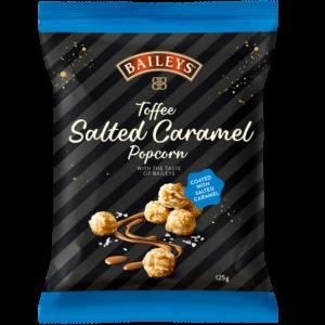 Baileys Salted Caramel Popcorn 125g