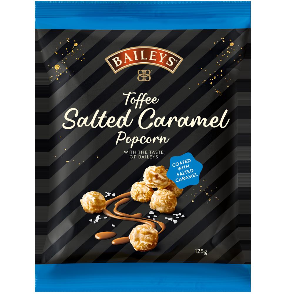 Baileys Salted Caramel Popcorn